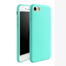 Cute Candy Colors Silicon Phone Cases for iPhone 5 5S SE 6 6S 7 Plus
