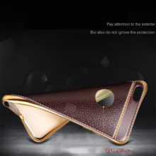 Luxury Plating Phone Case For iPhone 6 Case 5 5s  7 Case 6s Plus