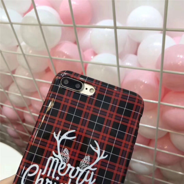 Happy New Year 2018 Phone Case For iPhone 6 6S 6Plus 7 7Plus