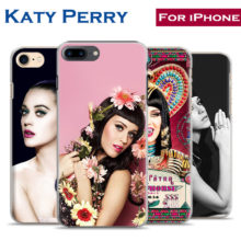 Katy Perry Phone Case For iPhone 7PLUS 7 6SPLUS 6S 6PLUS 6