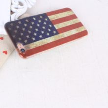 American Flag & Star Wars For iPhone 7 6 6S 5 5S SE