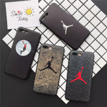 Magnetic Car Holder Air Jordan  Phone Case  for iPhone 7 6 6S 8 Plus X Case
