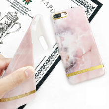 Granite Marble Texture Phone Case For iPhone 7 6 6 s