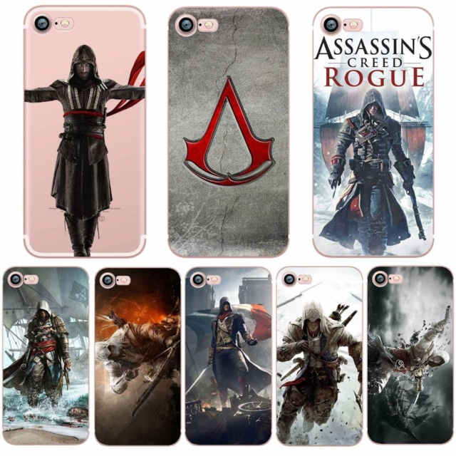 assassins creed iphone 7 case