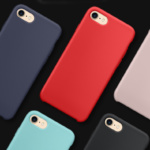 Colorful Silicone Phone Case