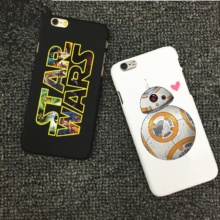Fashion Star Wars Phone Case iPhone 6 6s 5 5s se 7 7Plus