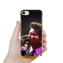 Bruno Mars Phone Case iPhone 4 4s 5 5s Se 6 6Plus 6s 6sPlus 7 Plus 8 8Plus X