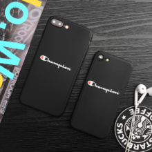 360 Full Protection Champion Phone Case iPhone 6 S 6S plus 7 7plus 8 8plus X