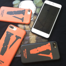 Live Alone Die Alone Vlone Phone Case iPhone  6 6plus 6s Plus 7 7plus 8
