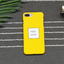 FEEL GOOD Phone Case iPhone 5 5s 6 6s Plus 7 7 Plus 8 10 X